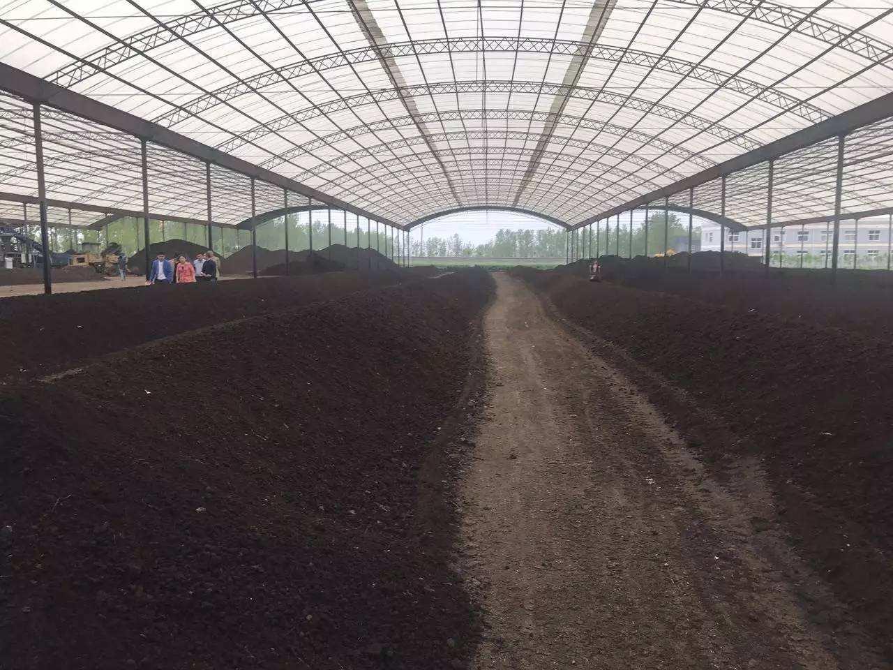 有机肥发酵腐熟度指标在实际中的应用